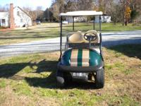 Hello I have a 2009 Club Car Precedent golf cart  in
