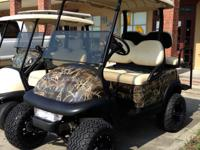 2009 Club Car Precedent $5400 Custom Painted: Max 4
