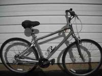 I have some 2009 Giant Cypress comfort bikes - they all