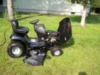 Craftsman 26hp lawn tractor used just for mowing and
