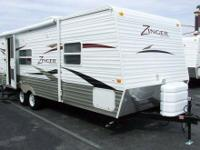 New! Great floorplan from Zinger....super two person