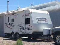 2009 Cruiser RV Fun Finder. 2009 Fun Finder 19' travel