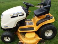 2009 Cub Cadet LT1050 Hydrostatic Drive, 25 hp Kohler