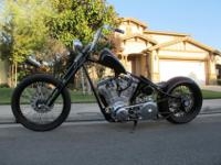 2009 2 up 2 out WEST COAST CHOPPERS CFL CHOPPERS FOR