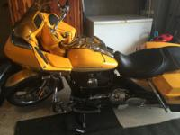 Excellent condition, Custom Vehicle Operations, Yellow