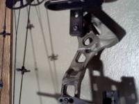 Im selling my 2009 Diamond Razor Edge compound bow,