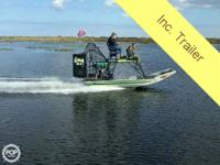 - Stock #77660 - Diamondback Airboats are manufactured