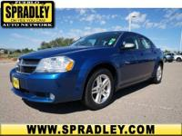 2009 Dodge Avenger 4dr Car SXT Our Location is: