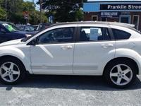 2009 Dodge Caliber R/T. A lot of space for each one of