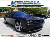 2009 Dodge Challenger 2 Dr Coupe SRT8 Our Location is: