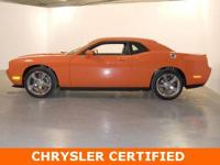 Challenger R/T, HEMI 5.7L V8 VCT MDS, Manual, Air