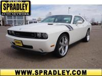 2009 Dodge Challenger 2dr Car R/T Our Location is: