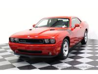 This is a one owner 2009 Dodge Challenger R/T V8 HEMI