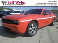 Exterior Color: hemi orange pearl coat, Body: Coupe,