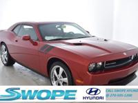 Recent Arrival! CARFAX One-Owner. This 2009 Dodge