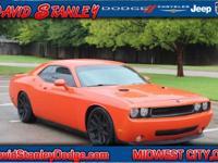 Challenger R/T, 2D Coupe, 5.7L 8-Cylinder SMPI OHV,