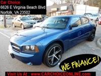 THIS 2009 CHARGER IS VERY CLEAN IN AND OUT. HAS WITH