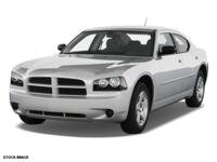 This SILVER 2009 Dodge Charger 4DR SDN SE RWD might be