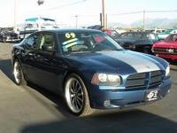 2009 Dodge Charger Sedan 4D V6 2.7L Automatic 4-spd