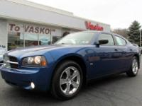 Nicely equipped 2009 Dodge Charger SXT in Deep Water