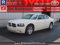 Clean CARFAX. 2009 Dodge Charger SXT RWD 4-Speed