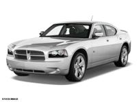 Recent Arrival! 2009 Dodge Charger SXT Cloth. 17/25mpg