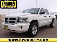 2009 Dodge Dakota Crew Cab Pickup SLT Our Location is: