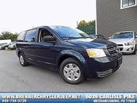 Check out this 2009 Dodge Grand Caravan SE. Its