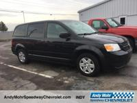 Just Reduced! Black 2009 Dodge Grand Caravan SE THE