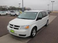 Exterior Color: white, Body: Mini-Van, Fuel: Gasoline,