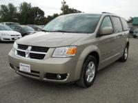 Options Included: N/A2009 Dodge Grand Caravan SXT Gold,