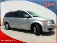 Options Included: N/AThis 2009 Dodge Caravan SXT is a