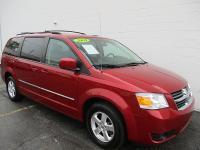 Options:  2009 Dodge Grand Caravan 4D Wagon Sxt