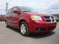 This 2009 Dodge Grand Caravan SXT Van features a 3.8L