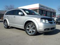 Description 2009 DODGE Journey High Output, Front Wheel