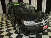 This 2009 Dodge Journey 4dr FWD 4dr R/T SUV features a