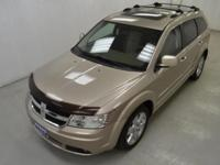 2009 DODGE JOURNEY..RT PACKAGE..LOADED..LEATHER