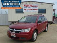 This Dodge Journey 2009 Crossroad will provide you with