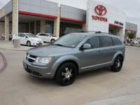 Options Included: N/AThis 2009 Dodge Journey is offered