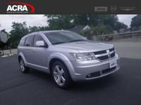 2009 Dodge Journey, key features include: Aluminum