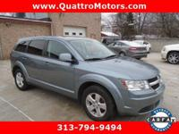 Look at this 2009 Dodge Journey SXT. Its Automatic