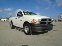 Regular Cab Ram1500 , Automatic Transmission, Ice Cold