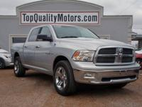 + 115K MILES ON THIS BIG HORN RAM 1500 + CARFAX CLEAN