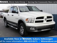 Exterior Color: stone white clearcoat, Body: Crew Cab