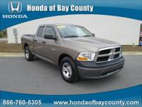 Honda of Bay County presents this 2009 DODGE RAM 1500