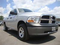 FACTORY CERTIFIED!! This 2009 Dodge Ram 1500 4x4 Truck