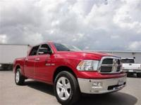 This 2009 Dodge Ram 1500 SLT Truck features a 5.7L V8