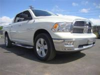 This 2009 Dodge Ram 1500 SLT BIG HORN 4x4 Truck