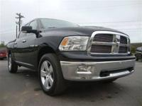 This 2009 Dodge Ram 1500 SLT 4x4 Truck features a 5.7L
