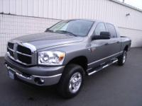 2009 Dodge Ram 2500 4x4 Mega Cab 160.5 in. WB Our